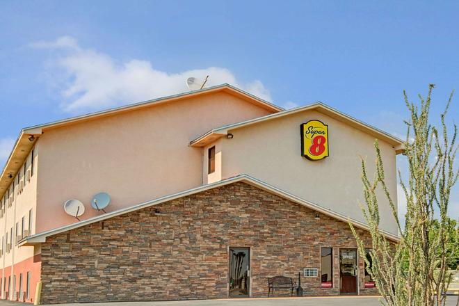 Super 8 by Wyndham Las Cruces/La Posada Lane - Las Cruces - Κτίριο