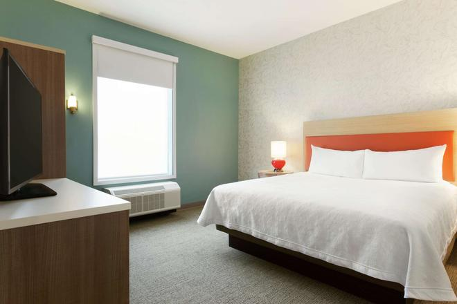 Home2 Suites By Hilton Florence Cincinnati Airport South - Florence - Bedroom