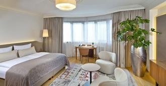 Hotel Maximilian Stadthaus Penz - אינזברוק - חדר שינה