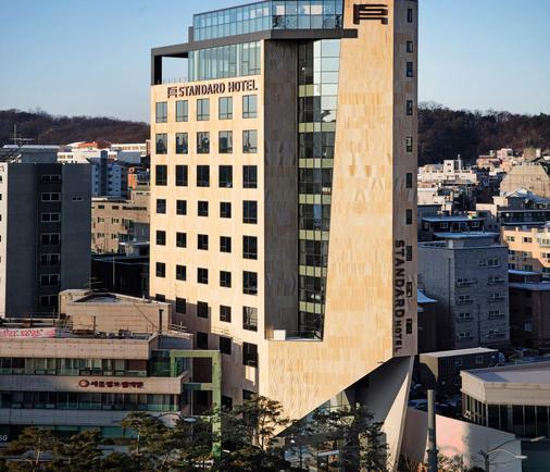 Standard Hotel - Seoul - Toà nhà