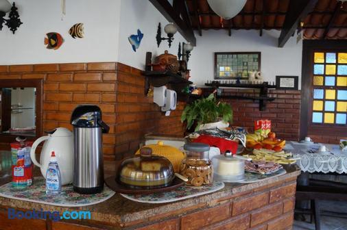 Rey Das Ostras Pousada - Rio das Ostras - Buffet