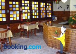 Rey Das Ostras Pousada - Rio das Ostras - Restaurant
