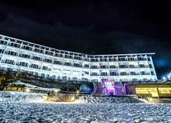 Hotel Patnitop Heights - Doda - Κτίριο