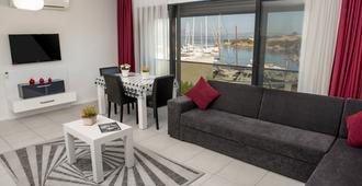 Dalian Elite Aparts - Çeşme - Living room