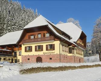 Hotel Ochsenwirtshof - Bad Rippoldsau - Gebouw