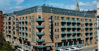 Cabinn City - Copenhague - Edificio