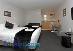 Amalfi Motor Lodge - Christchurch - Bedroom