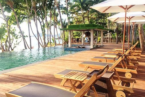 Ao Prao Resort - Ko Samet - Pool