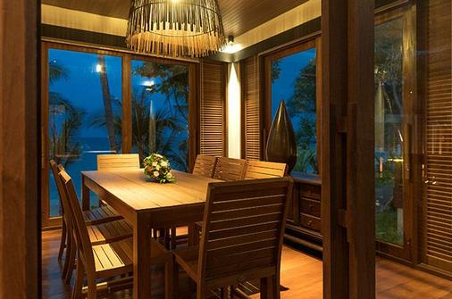 Ao Prao Resort - Ko Samet - Dining room