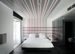 Design & Wine Hotel - Caminha - Schlafzimmer