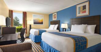 Days Inn & Suites By Wyndham Fort Bragg/Cross Creek Mall - Fayetteville - Κρεβατοκάμαρα