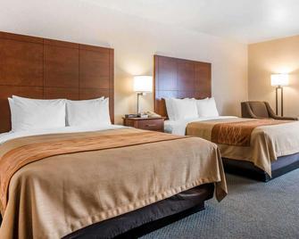 Comfort Inn - Salida - Bedroom