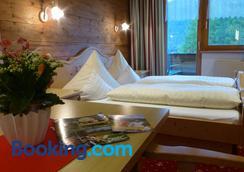 Pension Alpenhof - Obsteig - Bedroom