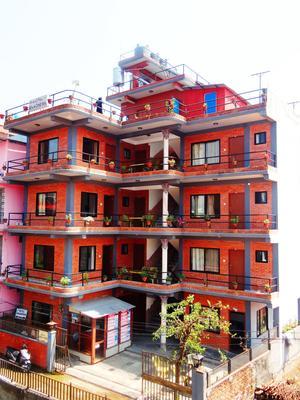 Hotel Hakoniwa - Pokhara - Building