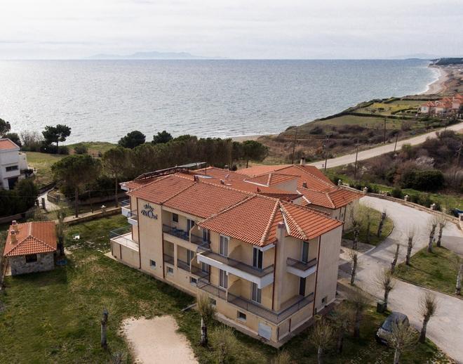 Hotel Dioni - Maroneia - Building