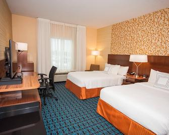 Fairfield Inn & Suites by Marriott Akron South - Akron - Schlafzimmer