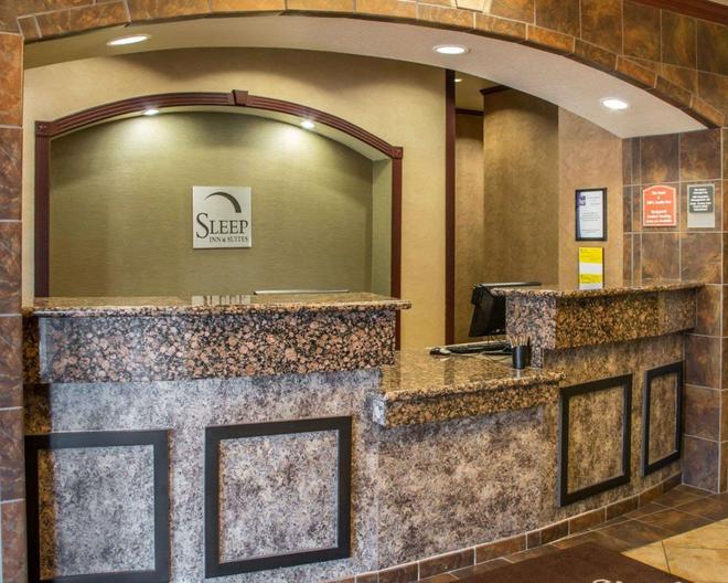 Sleep Inn & Suites at Six Flags - San Antonio - Lễ tân
