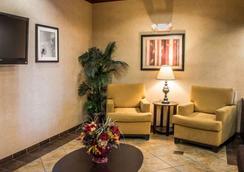 Sleep Inn & Suites at Six Flags - Σαν Αντόνιο - Σαλόνι ξενοδοχείου