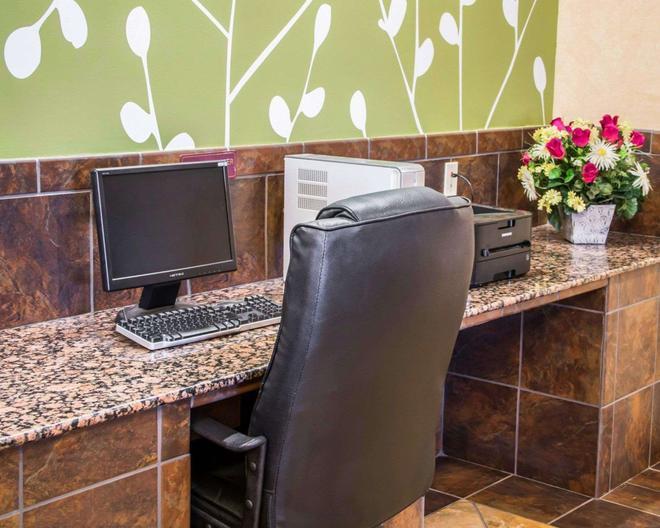 Sleep Inn & Suites at Six Flags - San Antonio - Khu vực làm việc