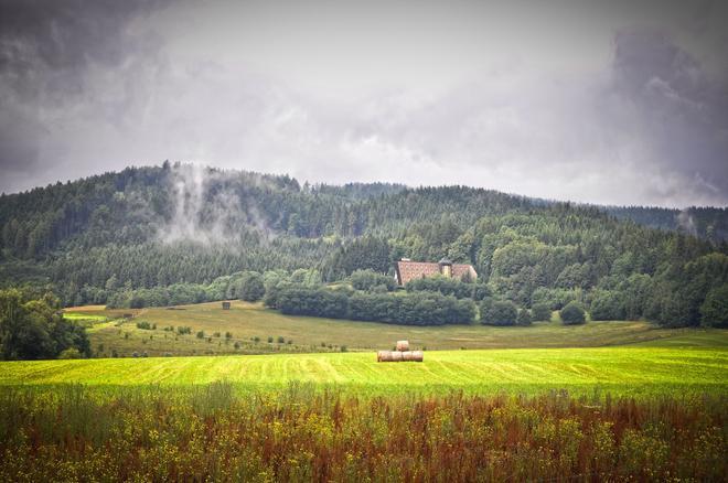 Wellness Hotel Diana - Vernířovice - Outdoors view