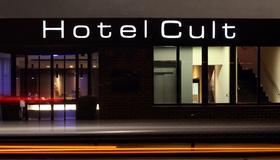 Hotel Cult - Frankfurt am Main - Building