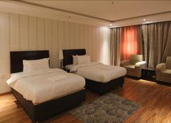 Al Salam Hotel Al Qassim - Buraydah - Bedroom
