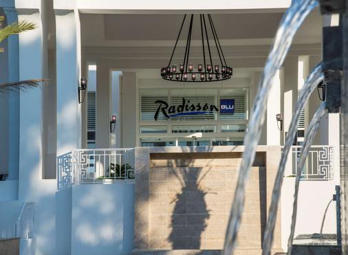 Radisson Blu Resort & Thalasso, Hammamet - Hammamet - Edificio