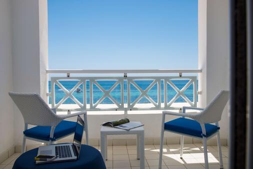 Radisson Blu Resort & Thalasso, Hammamet - Hammamet - Balcón