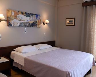 Achillion Hotel - Larissa - Schlafzimmer
