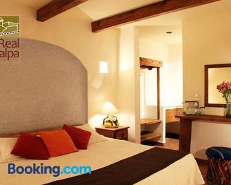 Hotel Posada Real Tapalpa - Tapalpa - Bedroom