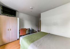 夏洛特-大學 6 號汽車旅館 - 夏洛特(北卡羅來納州) - 臥室
