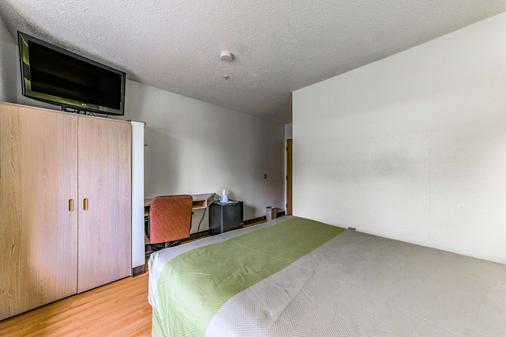 Motel 6 Charlotte - University - Charlotte - Phòng ngủ