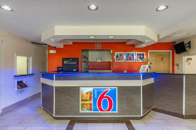 夏洛特-大學 6 號汽車旅館 - 夏洛特(北卡羅來納州) - 櫃檯