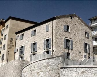 Hotel Terme Alessandra Gonzaga Spa - Macerata Feltria - Building