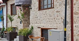La Casa Carina - Antalya - Patio