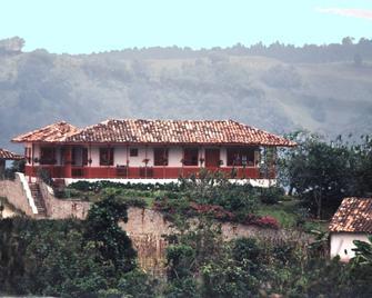 Hotel Casa Alto Del Coronel - Salento - Edificio