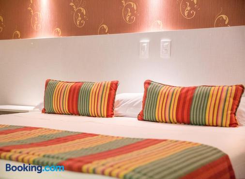 Hotel Girassol Plaza - Palmas - Bedroom