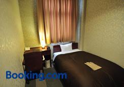 Zentsuji Grand Hotel - Zentsuji - Bedroom