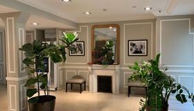 Hotel Central Saint Germain - Paris - Reception