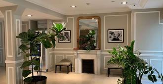 Hotel Central Saint Germain - פריז - לובי