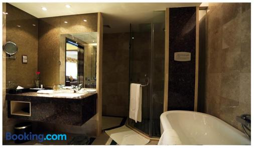 Zhengzhou Jianguo Hotel - Zhengzhou - Bathroom