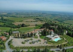 Relais Cappuccina Ristorante Hotel - San Gimignano - Außenansicht