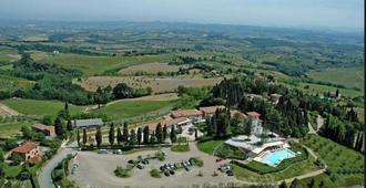 Relais Cappuccina Ristorante Hotel - San Gimignano - Utsikt