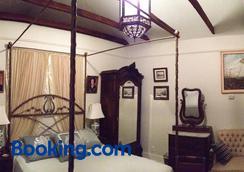 Stone House Musical B&B - Natchez - Phòng ngủ