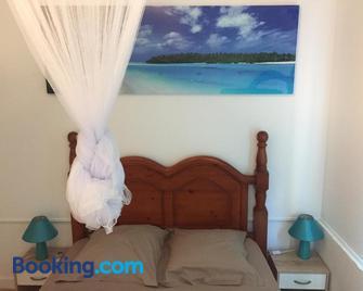 Residence Les Palmiers - La Trinité - Slaapkamer