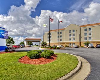Holiday Inn Express Greenville - Greenville - Byggnad