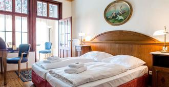 Jahrhunderthotel Leipzig - לייפציג - חדר שינה