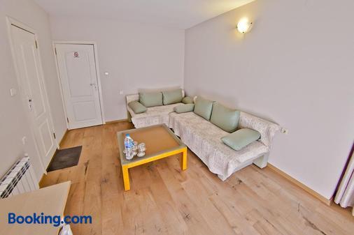 Hotel Amfora - Thành phố Varna - Phòng ngủ