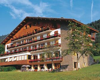 Les Chalets du Prariand - Vacances Bleues - Megève - Edificio