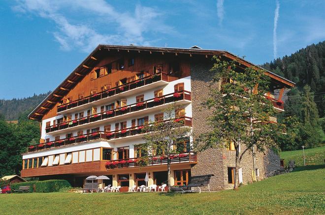 Les Chalets du Prariand - Vacances Bleues - Megève - Building